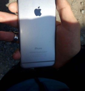 iPhone 6 space grey 64