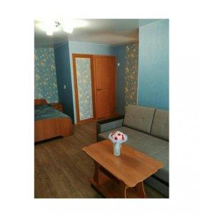 Квартира, свободная планировка, 44 м²
