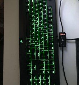 Игровая клавиатура Razer BlackWidow Ultimate