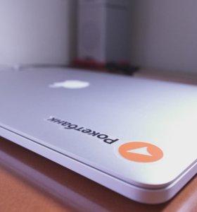 Macbook pro 15 retina (Late 2013) 256Gb 8Gb на 5-