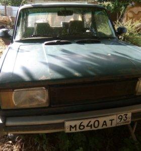 ВАЗ (Lada) 2105, 1997