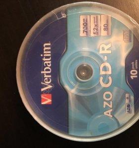 CD-R диски