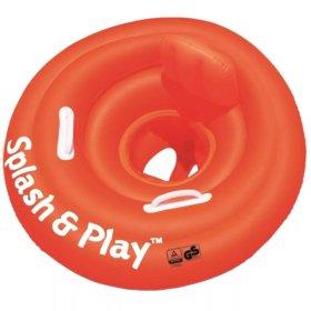 Круг для плавания с сиденьем для детей от 1+