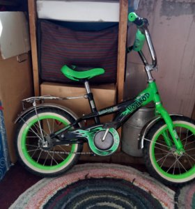 Детский велосед