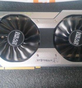 Palit GeForce GTX 1070 8192Mb JetStream