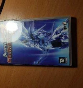 Игра для PSP - Dynasty Warriors Strikeforce