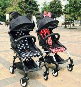 Прогулочная babytime/yoya коляска