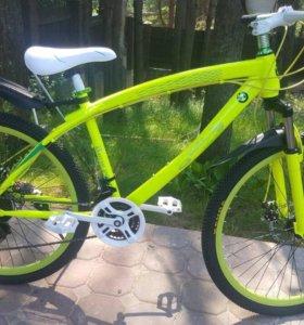 Велосипед  БМВ новый