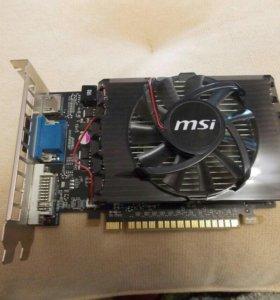 Видеокарта GeForce GT630 2 гб.