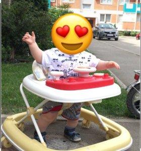 Ходунки фирмы happy baby