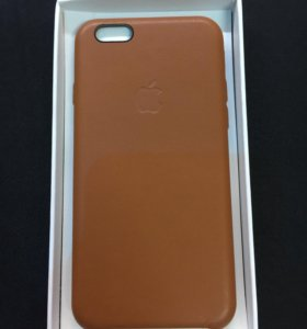 Чехол Apple iPhone 6\6s Brown ORIGINAL