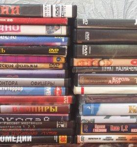 DVD кассеты