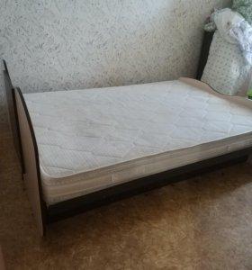 Кровать 140*200см