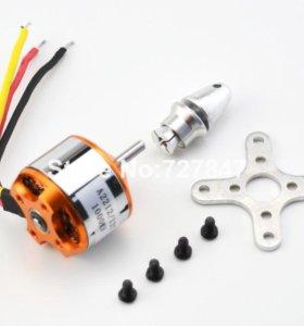 Бесколлекторный мотор A2212 1000KV Б/У