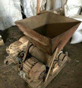 Дробилка для керамзита