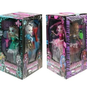 Монстер Хай, Monster High, Ever After High