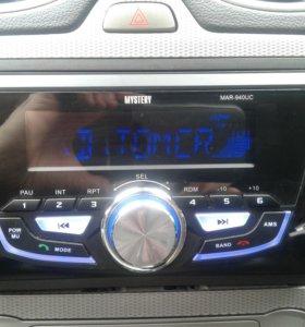 MP3/WMA ресивер размером 2-Din. MAR-940UC