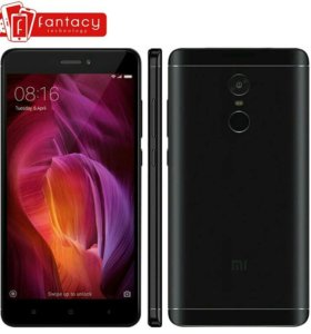 Xiaomi Redmi Note 4 (3/32gb) - Новый