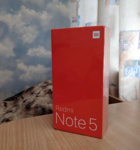 Xiaomi Redmi Note 5 3/32GB Gold глобал версия