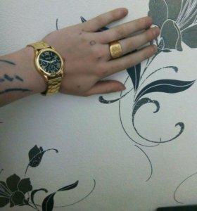Часы+перстень