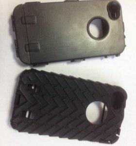 Чехол-бампер на айфон 4s