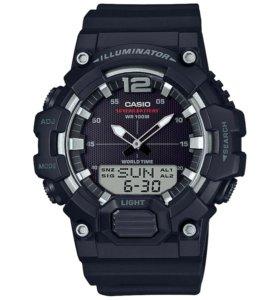 Часы Casio HDC-700-1A Оригинал Наручные Спортивные