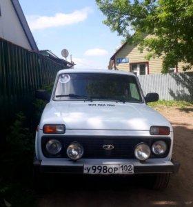 ВАЗ (Lada) 4x4, 2013