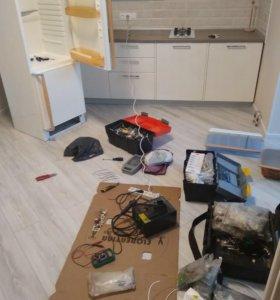 Ремонт холодильников - Электронщик