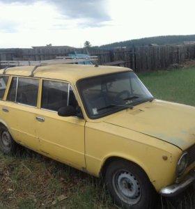 ВАЗ (Lada) 2102, 1983
