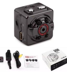 Экшен камера Mini DV SQ 8