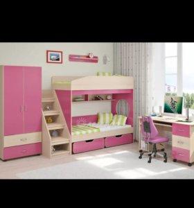 Детская мебель Легенда 10
