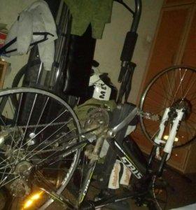 Ремонт велосипедов (подробности в описании)