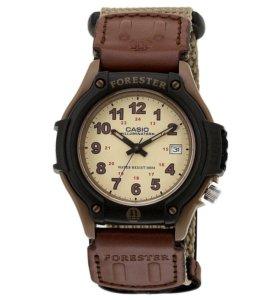 Часы CASIO Forester FT-500WC-5BVCF Оригинал Спорти