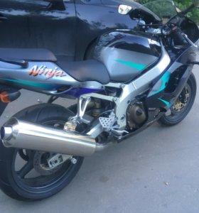 Kawasaki zx9r в идеале