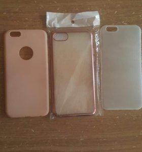 Чехлы на iPhone S 6