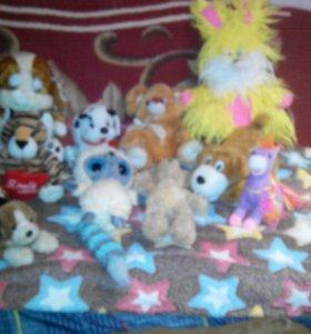 Пакет дет.игрушек