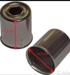 Колпачки магнетрона микроволновок СВЧ