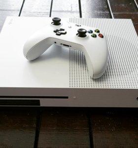 Игровая приставка X Xbox One S 500gb на гарантии