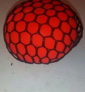Антистресс, шарик в сетке