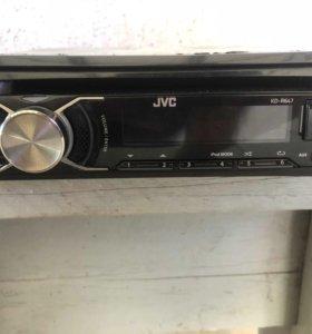 Автомагнитола JVC KD-R647