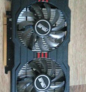 Видеокарта ASUS R7 250X 2Gb