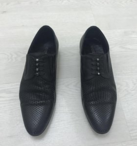 Туфли мужские кожаные 41 размер
