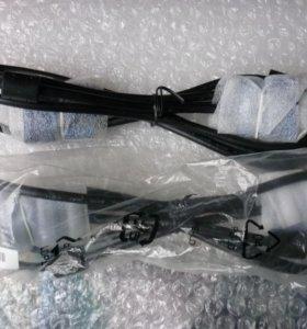 Кабель VGA для монитора новый (синий разъём ВГА)