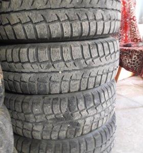 Комплект колес r14 зима