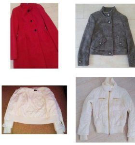 Великолепные пальто, полупальто, куртка