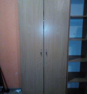 Шкаф со штангой, 180/74 см