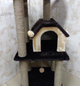 Комплекс когтеточка для больших пород кошек
