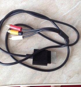 A/V кабель для Xbox 360 s