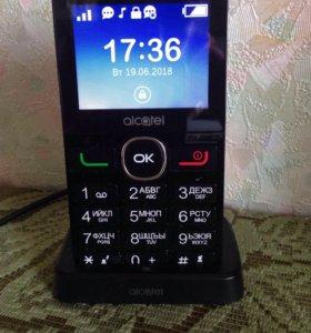 Телефон Alcatel новый