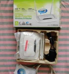 Wi-Fi роутер TP Link TL-WR842ND